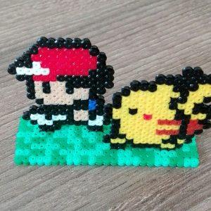 Mini diorama Pokemon